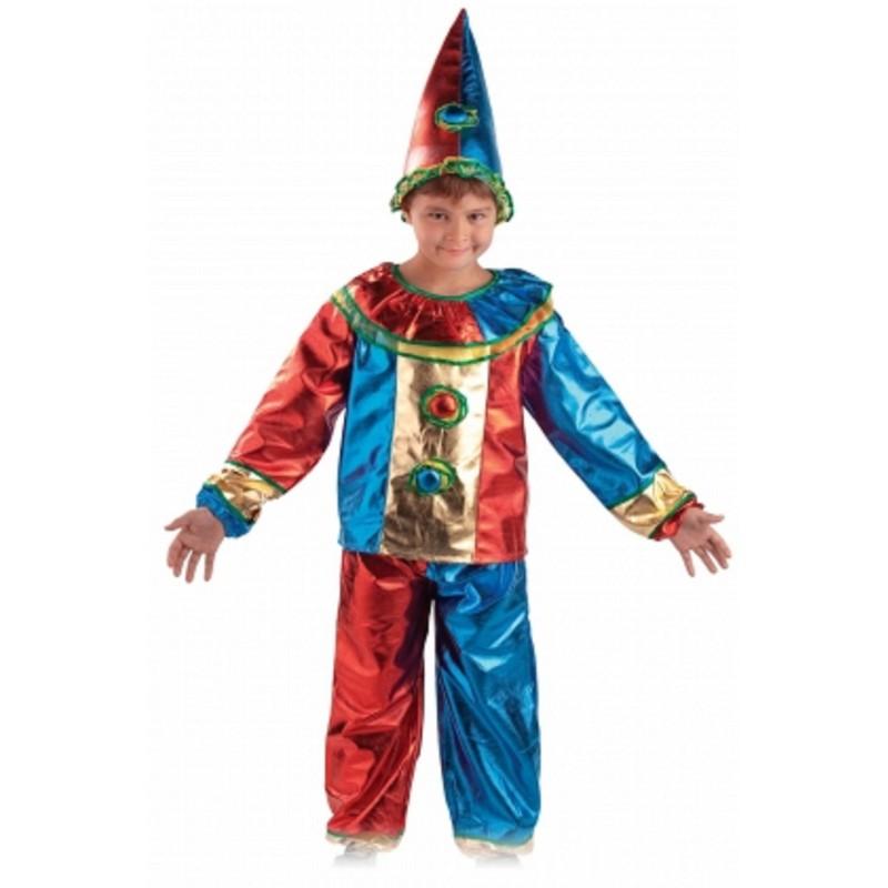 Как выбрать детский костюм клоуна