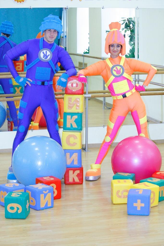 Лучшая организация детских праздников